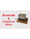 Braserade / Table grill
